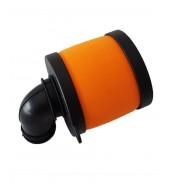 Orange Filter Cover (O2)
