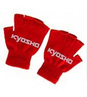 Black Half Finger Gloves