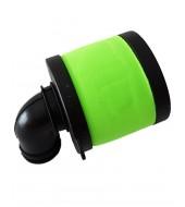 Cubre Filtro Verde Flúor (G02)
