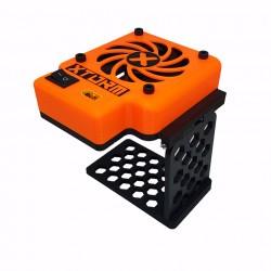 Sistema Refrigeración 11-18V (Naranja Flúor)