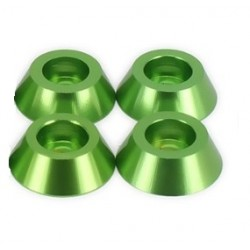 Shock absorber support washer Green