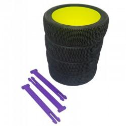 Wheel organizer in Purple
