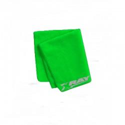 Micro Fibra Verde Flúor
