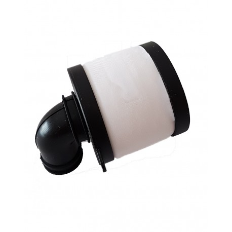 White Filter Cover (W01)