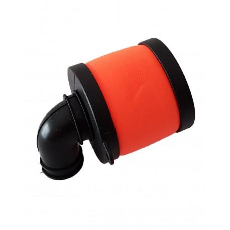 Fluor Orange Filter Cover (O1)
