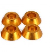 Shock absorber support washer Gold