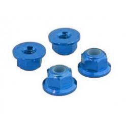 Self-locking nut with base M3 Blue Sky