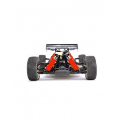 Fluor Orange 1/8 FlexyTub (O01)